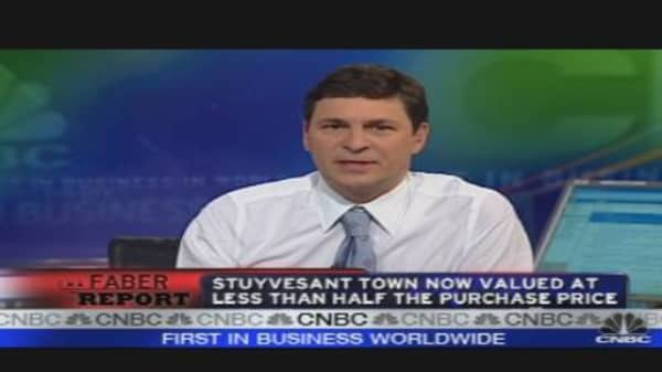 Stuyvesant Town Deal Goes Down