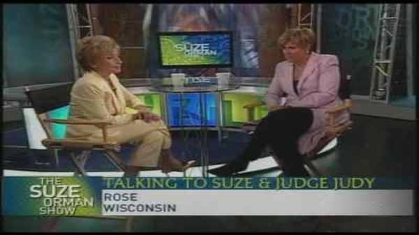 Suze & Judge Judy