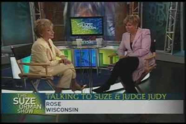 Suze & Judge Judy