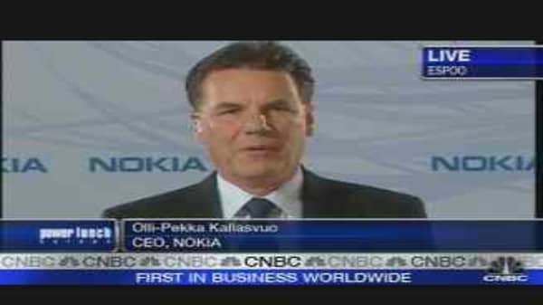Nokia Shares Surge on Strong Earnings