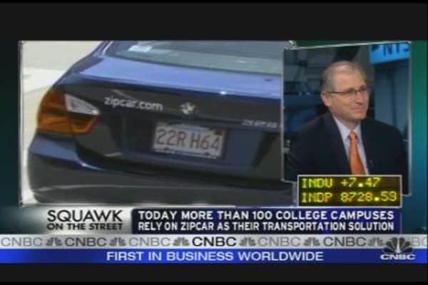 Car Sharing Takes Off