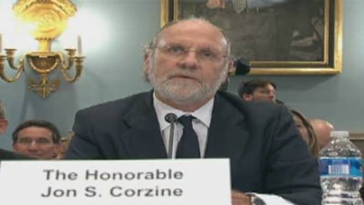 Jon Corzine Highlights