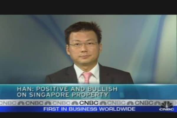 Bullish on Singapore Property