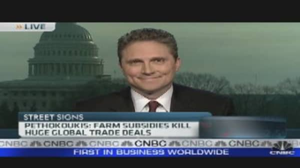 Do Farm Subsidies Hurt Taxpayers?
