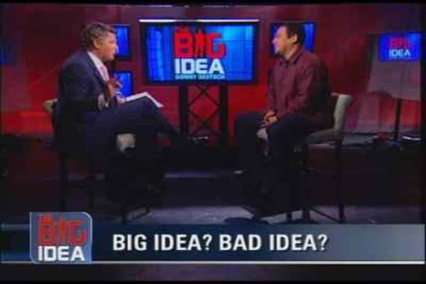 Big Idea, Bad Idea with Carlos Mencia