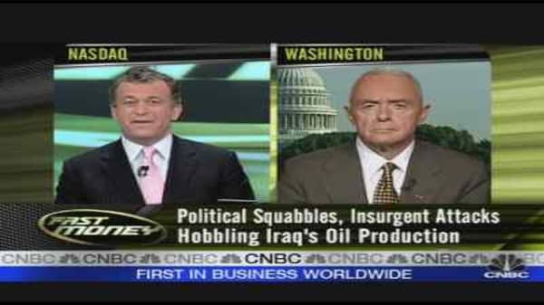 Energy Outrage: Iraq