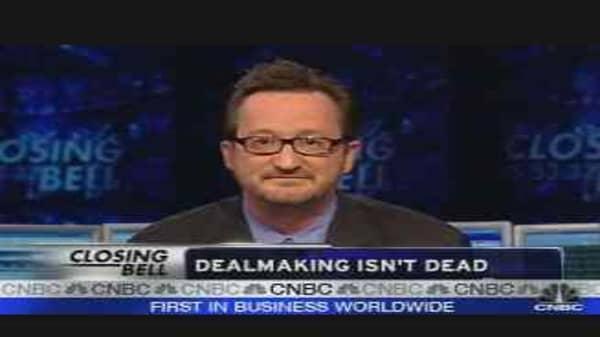 Kneale: Dealmaking Isn't Dead