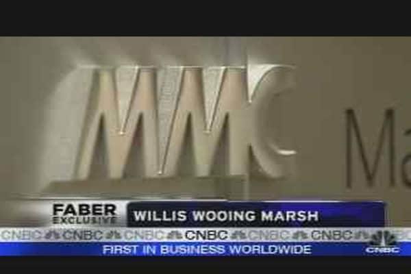 Faber: Willis Wooing Marsh