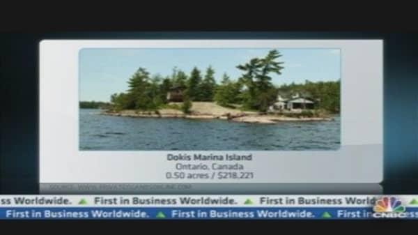 The Private Island Economy