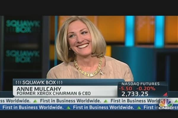 Mulcahy on Challenges Facing Working Moms