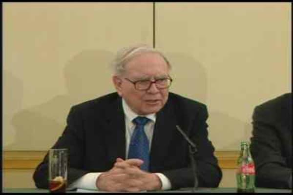 Buffett on Benjamin Graham