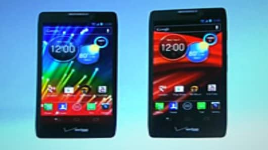 Droid RAZR HD and Droid RAZR M