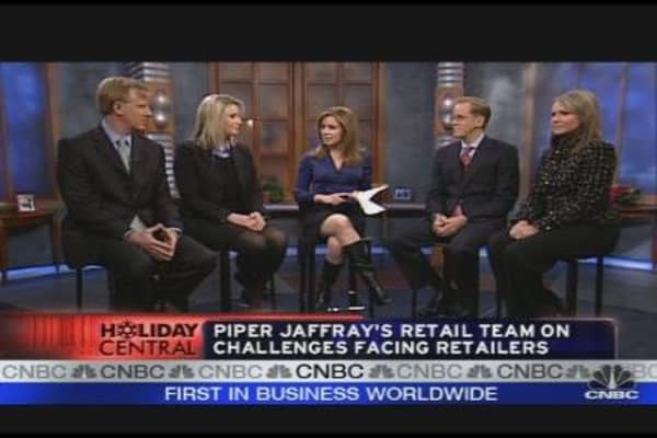 Piper Jaffray Retail Roundtable