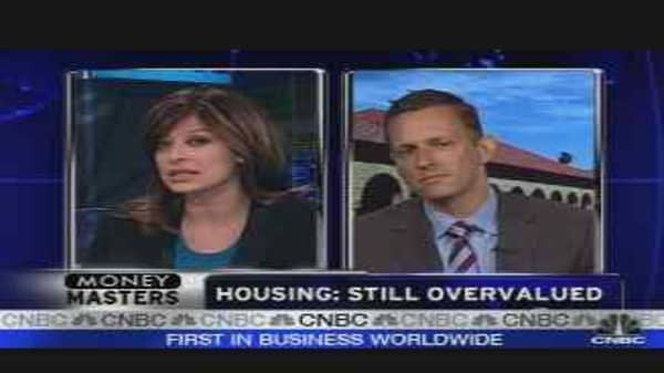 Housing: Still Overvalued?