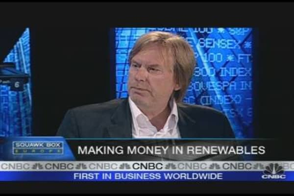 You Can Make Money in Renewables: CEO