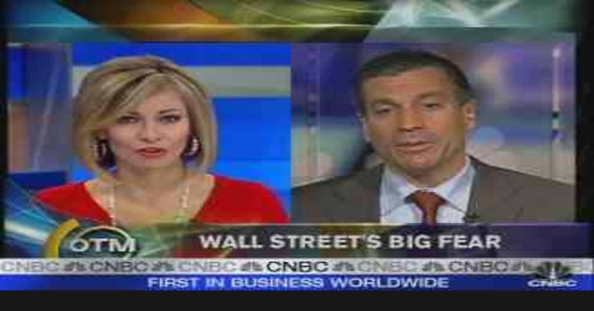 Wall Street Layoffs