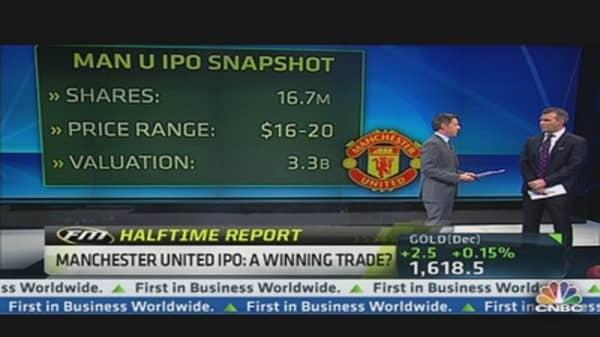Bar Talk: What's Manchester United Worth?