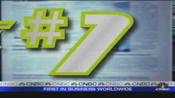 Tomorrow's Trades #1: IBM
