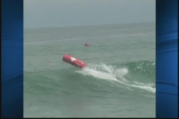 Robot Lifeguard to Debut on Connecticut Beach