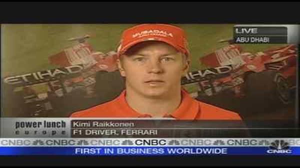 Abu Dhabi Goes Formula 1