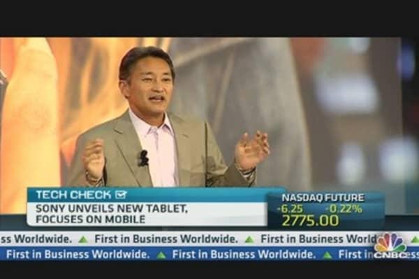 Prepare For 'Aggressive' Sony Turnaround: CEO