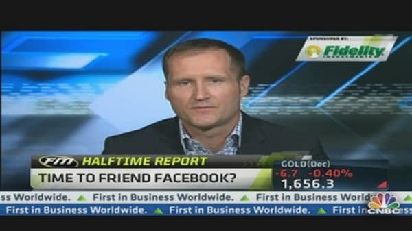 Facebook Could Bounce on 'Want' Button: Munster