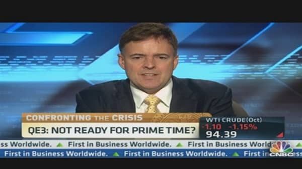 Don't Expect QE3, Watch Europe: Larry McDonald