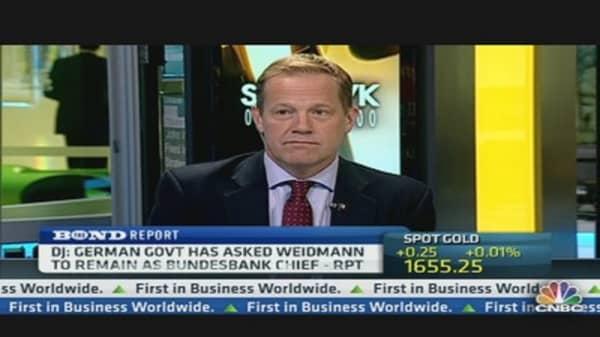 Weidmann Departure Rumors Symbolize Euro Zone Split