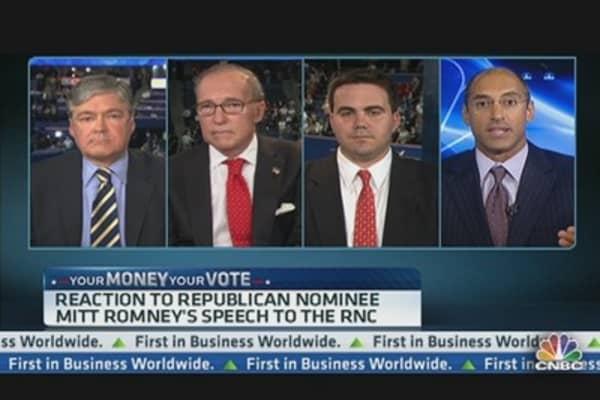 Kudlow Offers Romney 'Tough Love'