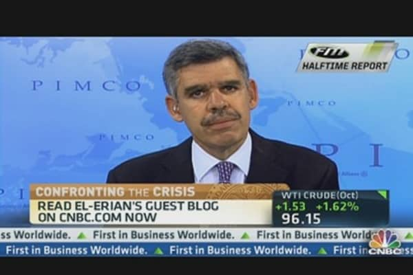 PIMCO CEO: Bernanke Setting Up for 'More Activism'