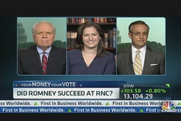 Did Romney Make His Case?
