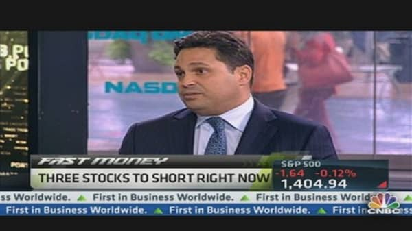 Bear Portfolio Manager: 3 Stocks to Short Now