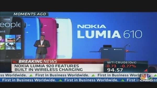 Nokia Unveils Lumia 920