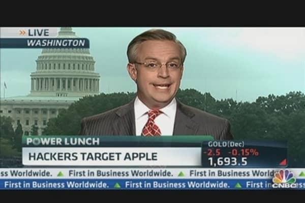 Hackers Now Targeting Apple