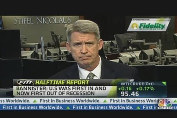 S&P 500's Next Stop: 1,600?