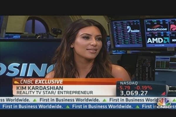 Kim Kardashian: My Focus Has Always Been Business