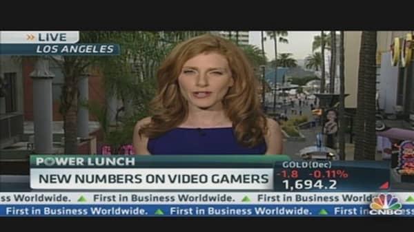 Bad News for Video Game Makers