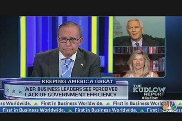 Larry Kudlow Outraged by America's Decline