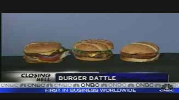 Big Burger Test
