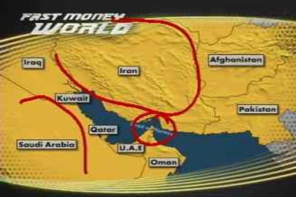 Trading an Iran Conflict