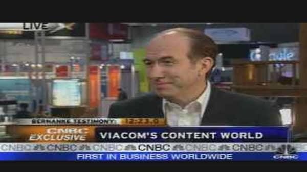 CNBC Exclusive: Phillippe Dauman