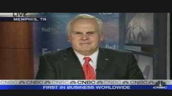 FedEx CEO