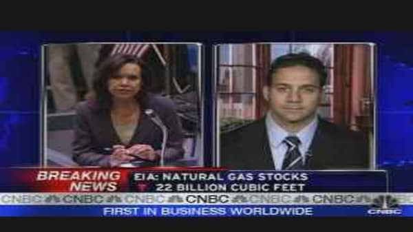 Natural Gas Inventories