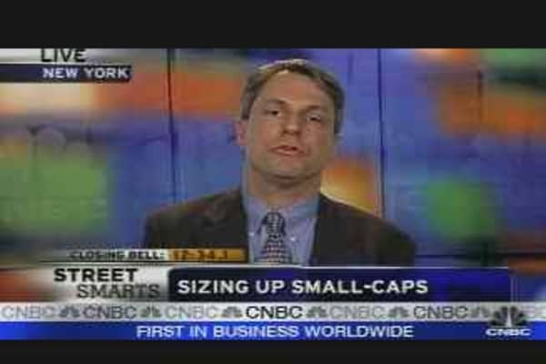 Street Smarts: Small Caps