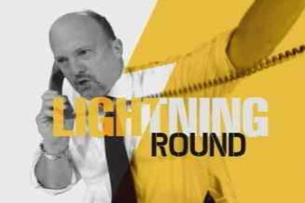 Lightning Round Two