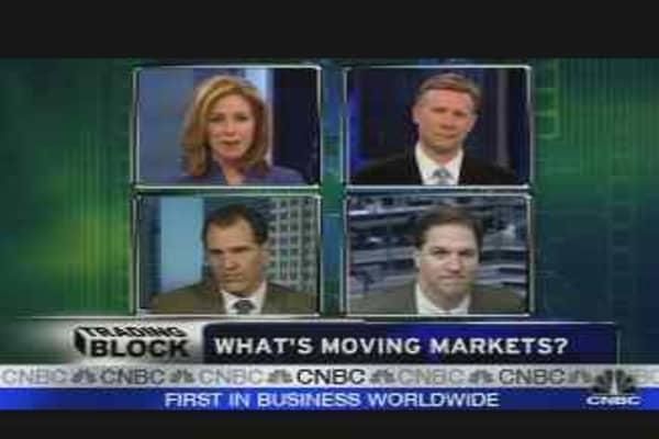 Money, Markets & Oil
