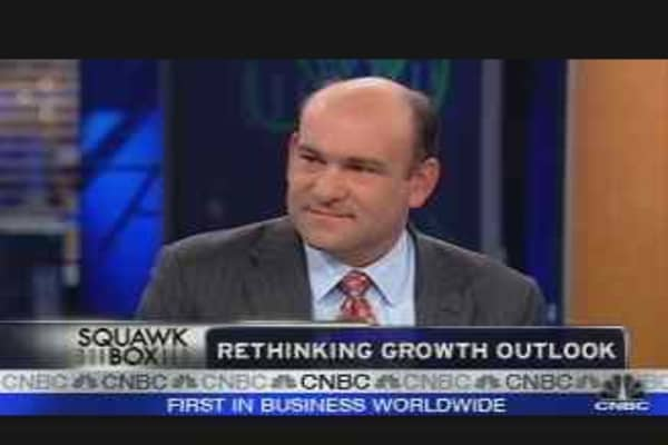 Rethinking Growth Outlook