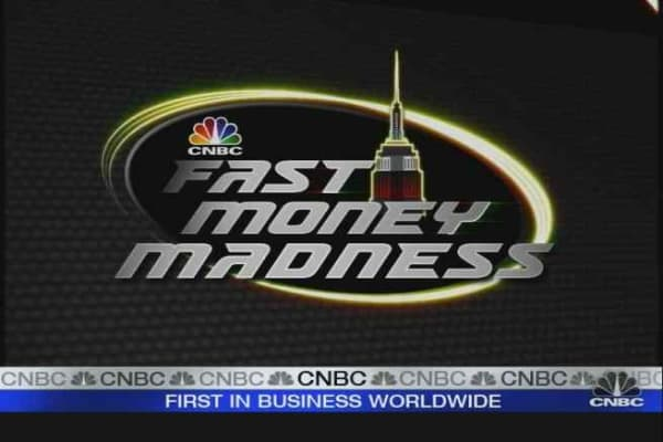 Fast Money Madness Pt. 1