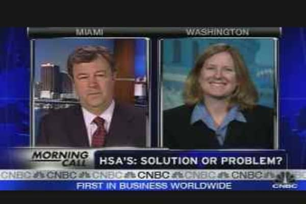 HSAs: Solution or Problem?