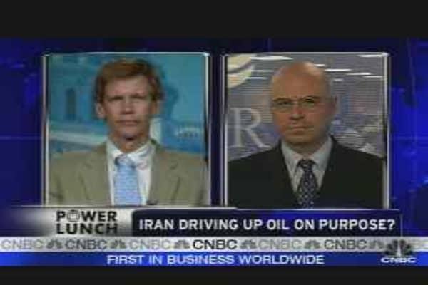 Iran & Oil
